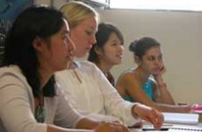 Italian language courses in small groups