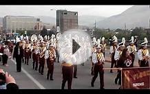 Florence-Carlton HIgh School Falcons Marching Band