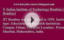 Top 16 Engineering Colleges in India.